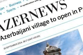 Azernews : Azerbaijani village to open in Paris