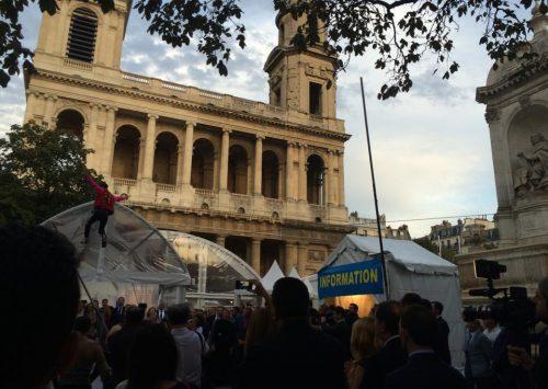 Paris Frivole : Azerbaïdjan à Paris