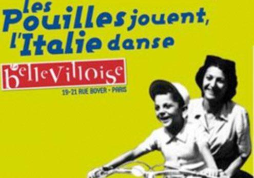 L'ITALIE A PARIS : Les Pouilles jouent, l'Italie danse