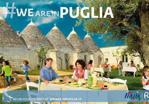 "Roadshow ""We are in Puglia"""